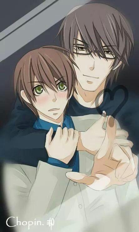 Sekaiichi Hatsukoi... IM not ashamed.. okay maybe a little