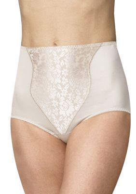 Bali  2-Pack Light Control Brief With Lace Tummy X372