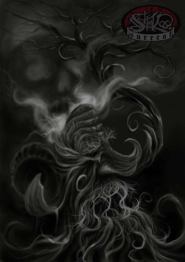 Digital drawing,