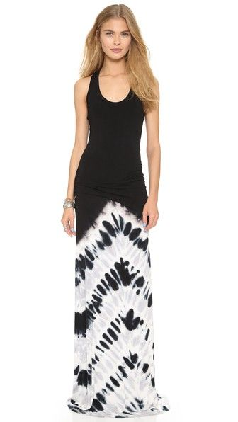 Summer's not over yet! A maxi dress is just the thing for the hot weekends of August. -- Shopbop.com Young Fabulous & Broke Hamptons Maxi Dress