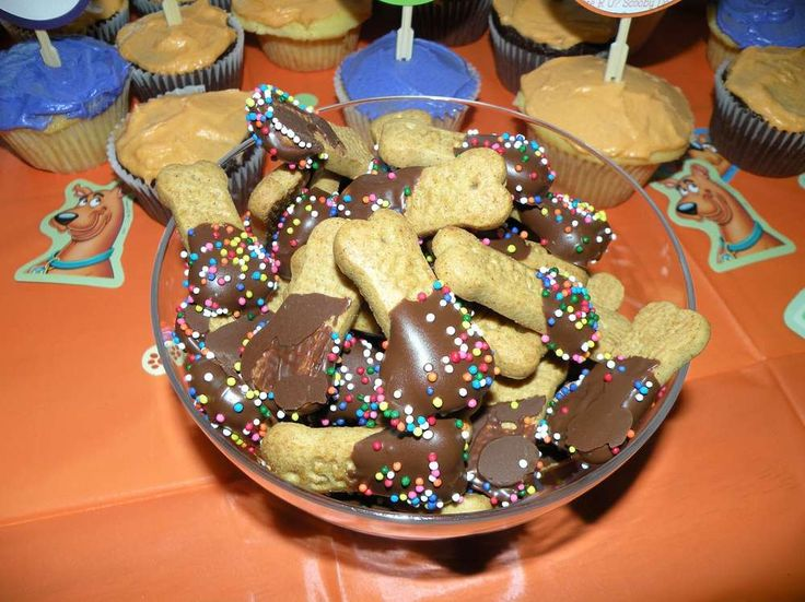 Scooby Doo Birthday Party Ideas | Photo 2 of 13 | Catch My Party