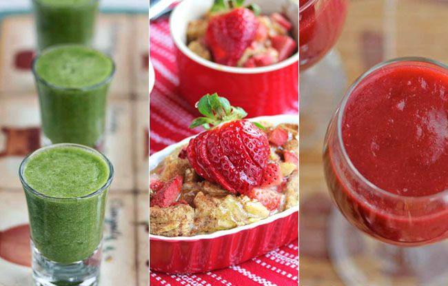 Check out my Top 2012 Healthy Recipes © Jeanette's Healthy Living