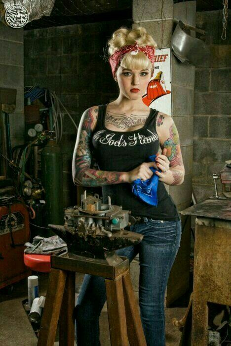 Pin-Up / Rockabilly