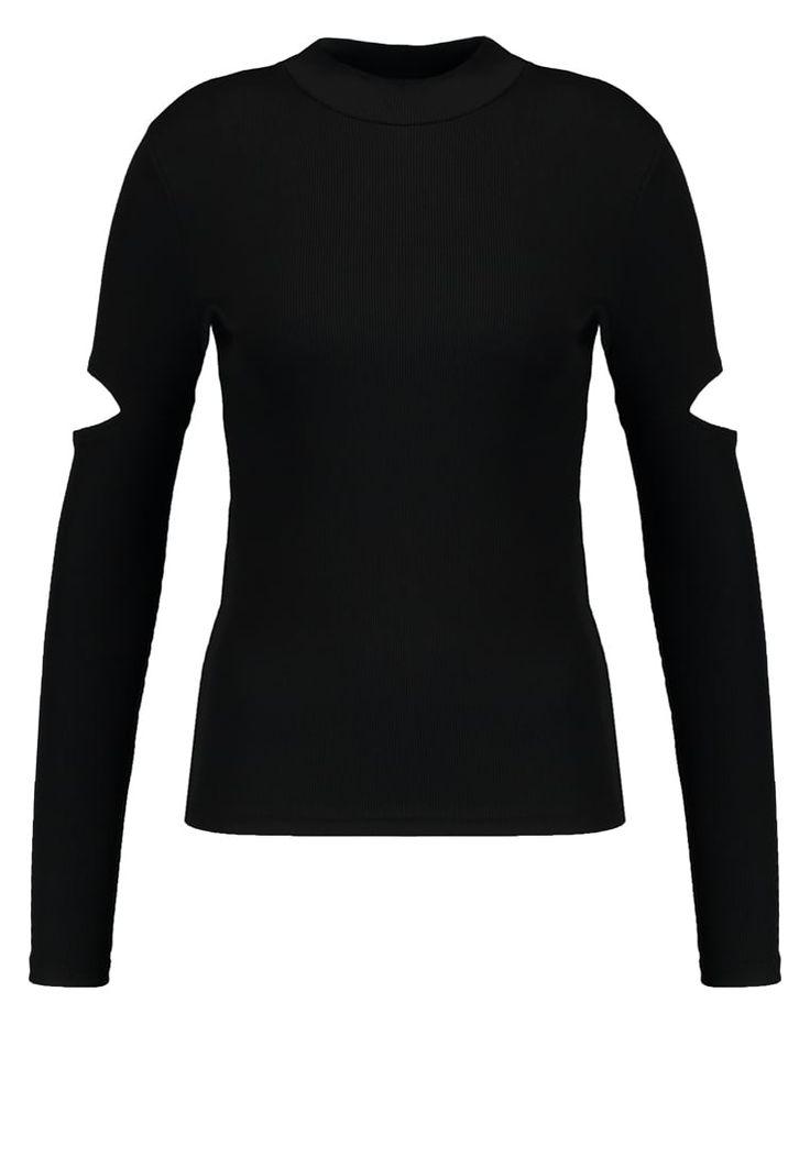 Noisy May NMJULIUS - Bluzka z długim rękawem - black za 109 zł (26.08.16) zamów…