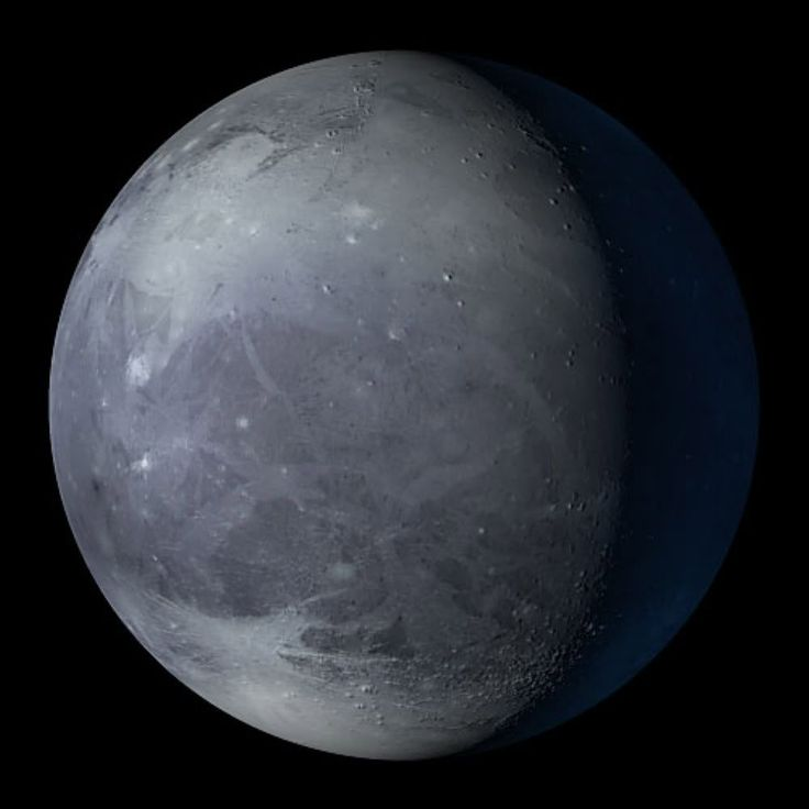 Celebrating my childhoods fascination of the solar system - Pluto