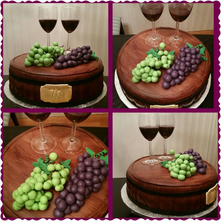 Cake Decorating Ideas Wine Theme Dmost For