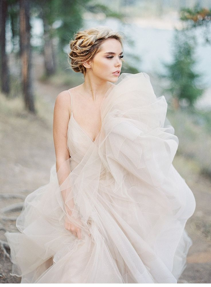 Rocky Mountain Bridal Inspirations by Lisa Catherine Photography – www.amberandm…