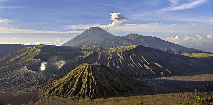 Java, Malang - Bromo Panorama photo