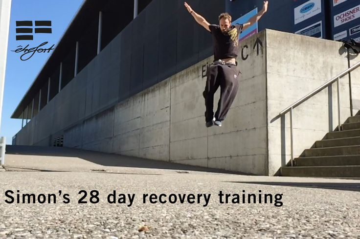 Hernia Inguinal Recovery - My 28 Days Recovery Training - ETRE FORT