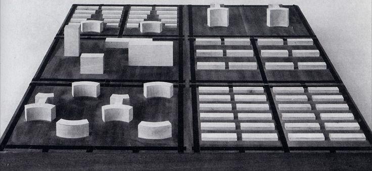 Ludwig Hilberseimer - Variations
