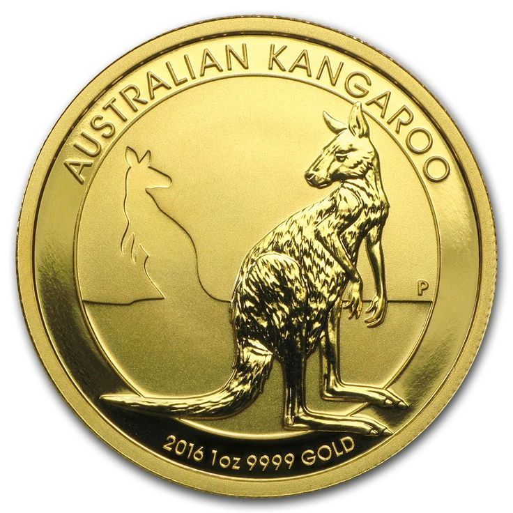 Moneda Canguro 2016 Oro 1 oz