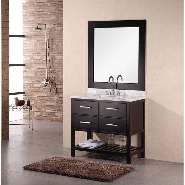 New 18 X 18 Bathroom Vanity