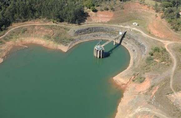 Água acaba dia 26 de outubro de 2014 no Sistema Cantareira - São Paulo