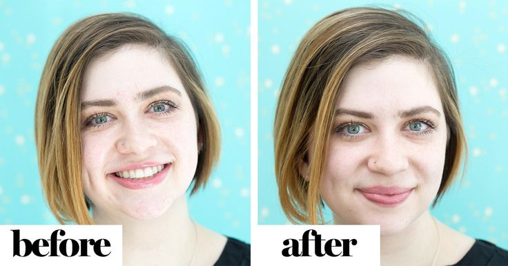 """I Tried """"Invisible Foundation"""" and It Made My No-Makeup Makeup Dreams Come True"""