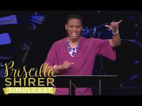 Priscilla Shirer 2016 | Armor Of God Session 3 - YouTube