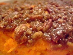 Ruth's Chris' sweet potato casserole recipe