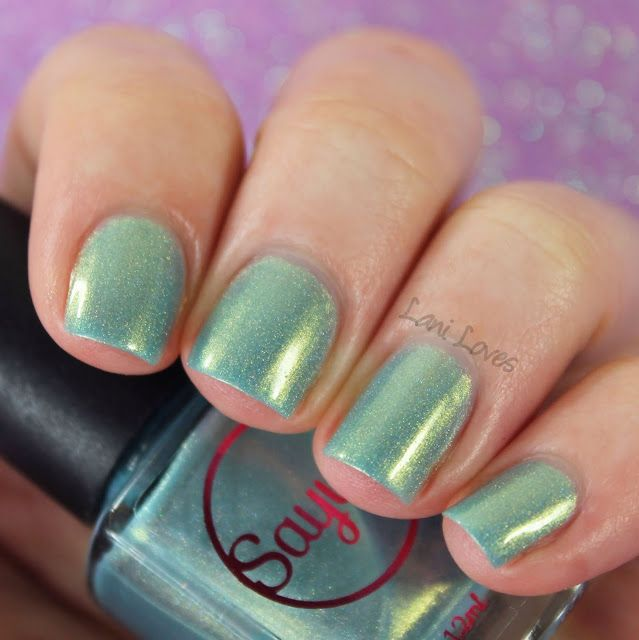 Lani Loves: Sayuri Nail Lacquer Sweet Tooth Collection Swatches & Review