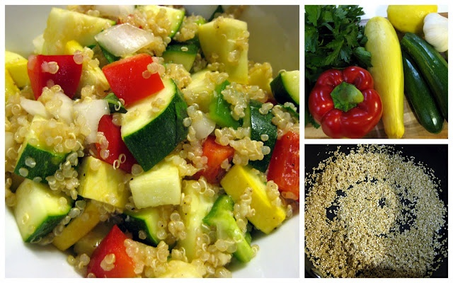 Summer Quinoa Salad: Colour, Pound Cakes, Vegetarian Food, Drinks Yeah, Food Blog, Quinoa Salad, Favorite Recipes, Rocks, Summer Quinoa