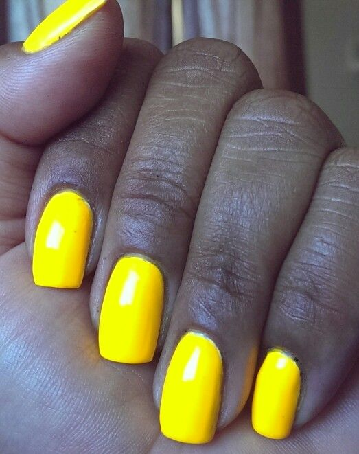 China Glaze Sun Worshipper from the Pillside Neons Collection