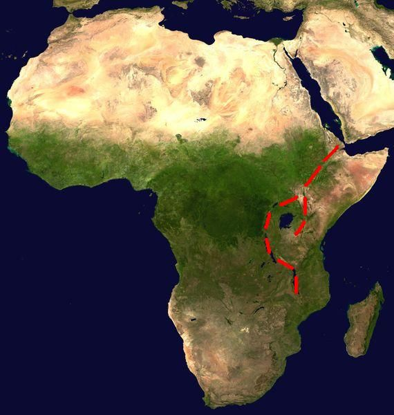12 best Places Africa General images on Pinterest Maps, Africa - best of world map with africa in center