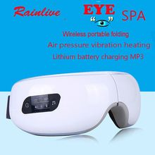 Eyes SPA Music SPA Electric Air pressure Eye massager . Wireless Vibration Magnetic heating therapy massage device. //Price: $US $59.94 & FREE Shipping //