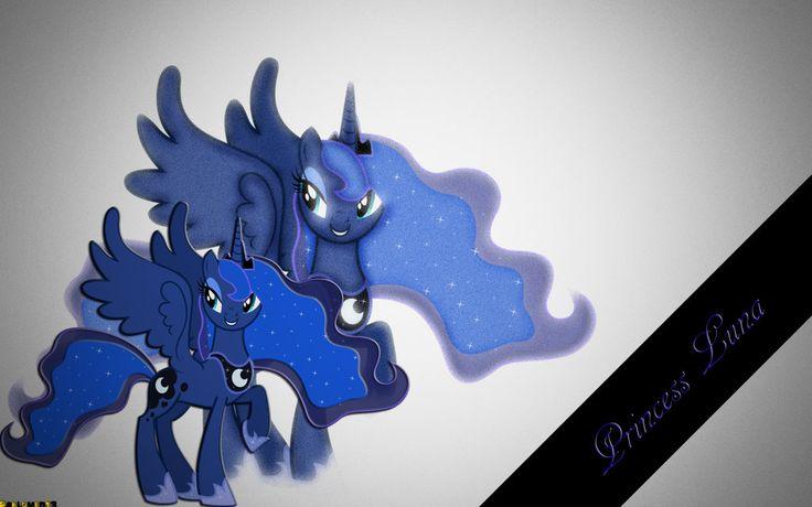 Princess Luna Wallpaper 3 by pablomen13.deviantart.com on @DeviantArt