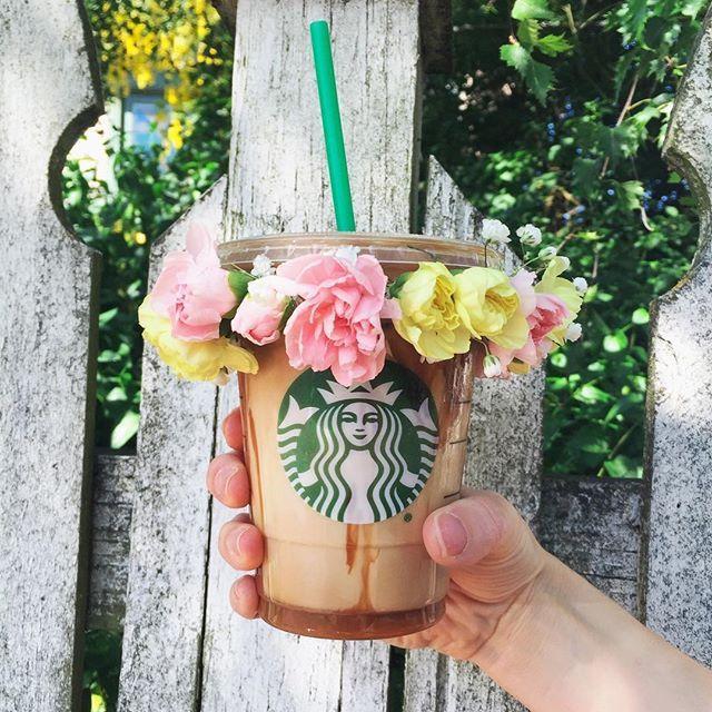 Instagram photo by Starbucks Coffee ☕ • Jun 7, 2016 at 2