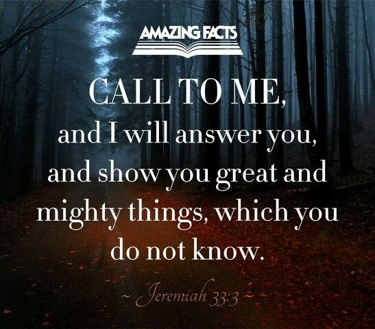Jeremiah 33:3   Bible Scriptures   Scripture pictures ...
