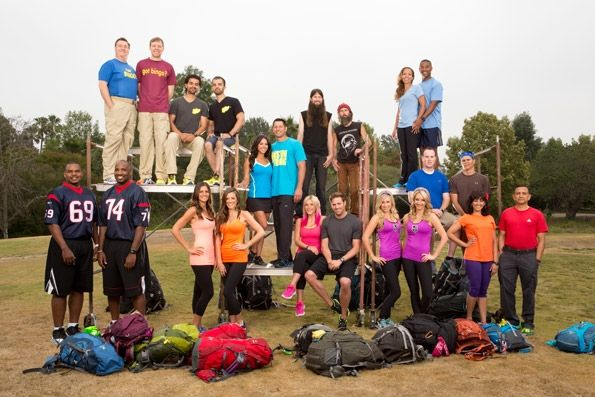 New Cast 11 teams will embark on a sprint around the globe for $1 million dollars on the new season of THE AMAZING RACE, premiering Sunday, Sept. 29 (8:00-9:00 PM, ET/PT) on the CBS Television Network. Teams will travel through 4 continents, 9 countries, spanning over 35,000 miles where they will paraglide high above the skies of Iquique, Chile, subject themselves to a bone-chilling plunge in Norway and buckle up for Formula Racing in Abu Dhabi.