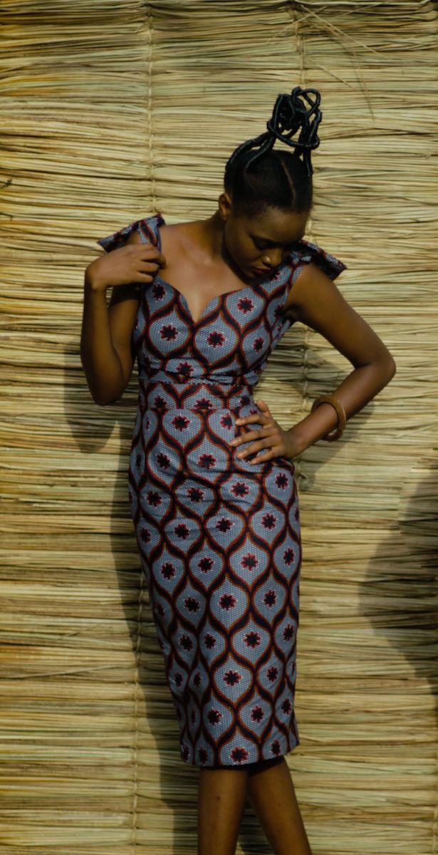 BaZara'Pagne EDZIME collection #africa #fashion