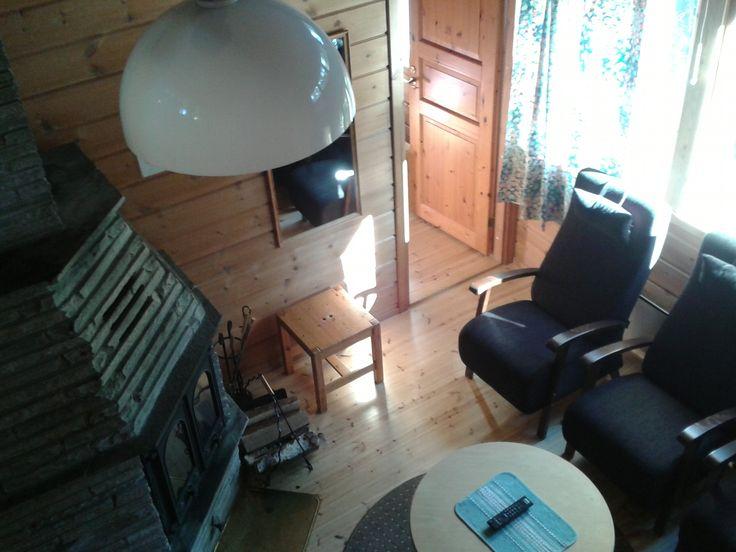 Mökki 92 m2 (3 ja 11) Cabin 92m2, 3 and 11.