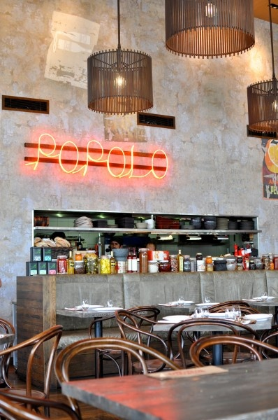 Popolo South Bank - great Italian for lunch or dinner