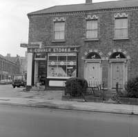 """""""Corner Stores"""" Grand Canal Street, 1967"""
