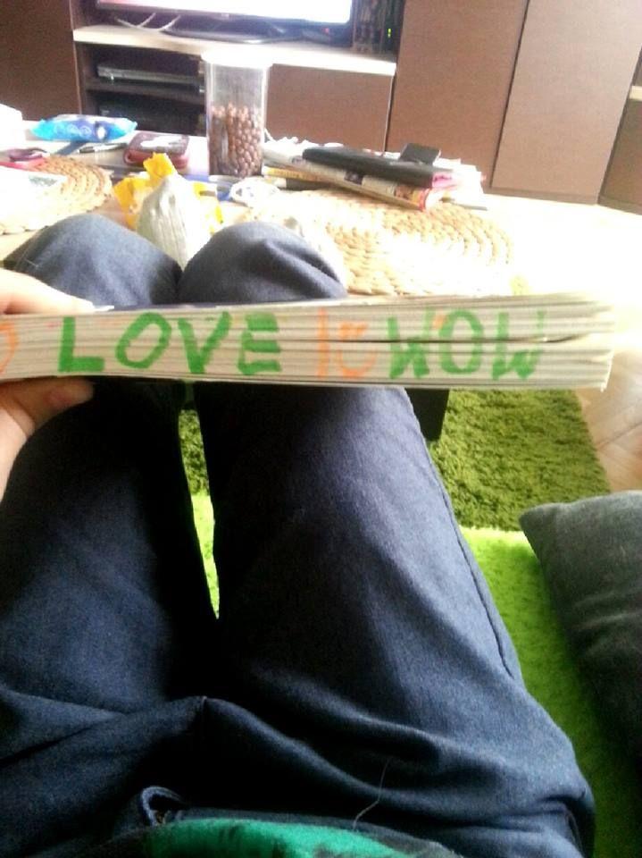 Podesłała Bianka Kowalczyk #zniszcztendziennikwszedzie #zniszcztendziennik #kerismith #wreckthisjournal #book #ksiazka #KreatywnaDestrukcja #DIY