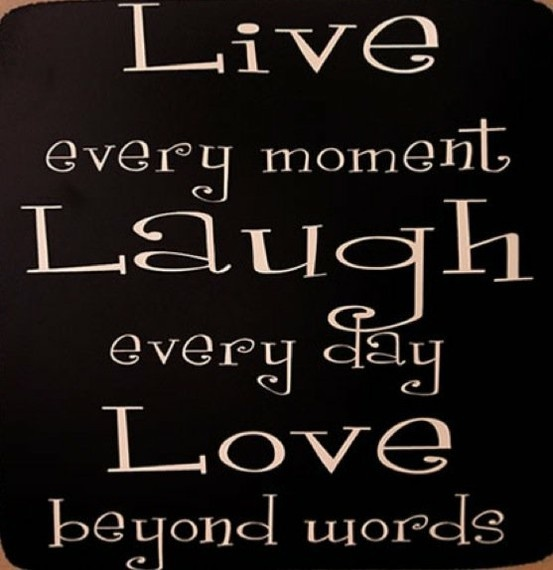 Live, Laugh & Love mitzi_kelly