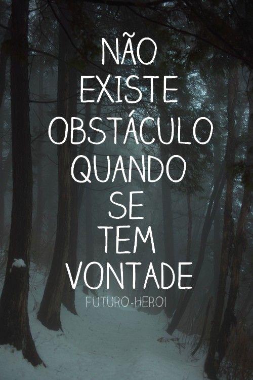 Sem obstáculos