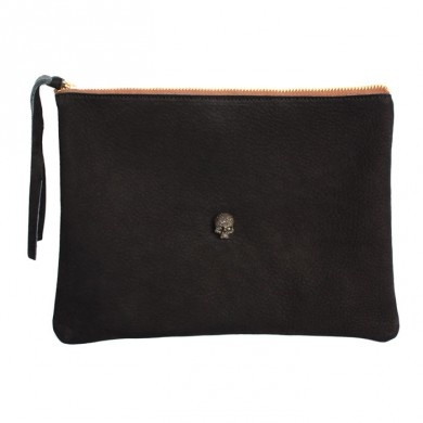 Skull Clutch Pouch <3