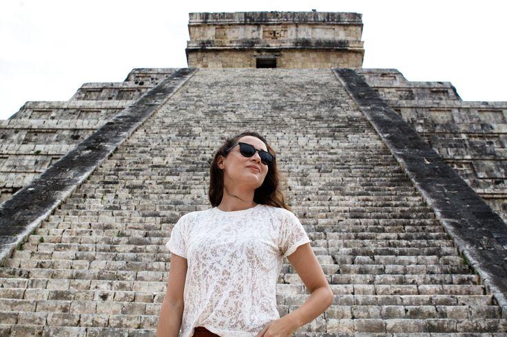 CHICHEN ITZA MEXICO - Coordinates of Her°