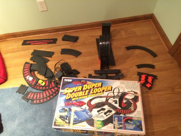 My speed track set