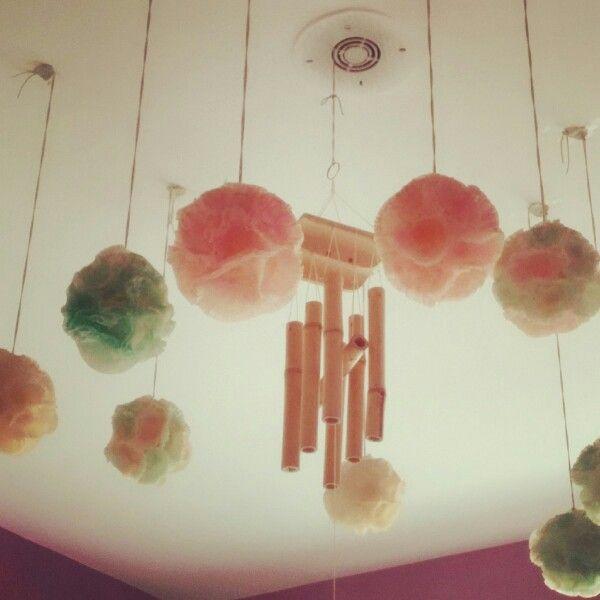 DIY Ceiling Hangings