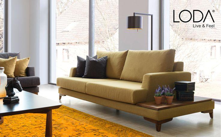 Nova Sehpalı Kanepe / Nova Sofa / #mobilya #furniture #tasarım #dekorasyon #stil #style #design #decoration #home #homestyle #homedesign #loft #loftstyle #homesweethome #diningroom #livingroom #oturmaodası #tvünitesi #ahsapmobilya #kanepe #sofa #lodamobilya