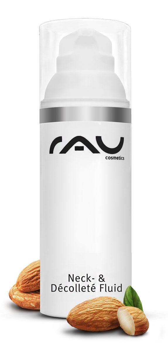 RAU Neck & Decolleté Fluid is een speciaal anti-rimpel fluid voor de veeleisende huid van de hals en decolleté. Uitgelezen werkstoffen zorgen voor een optimale hydratering en verzorging! http://www.rau-cosmetics.nl/rau-cosmetics/80/rau-neck-und-decollete-fluid-50-ml-speciale-creme-voor-hals-en-decollete-met-regestril #huidverzorging #skincare #cosmetics