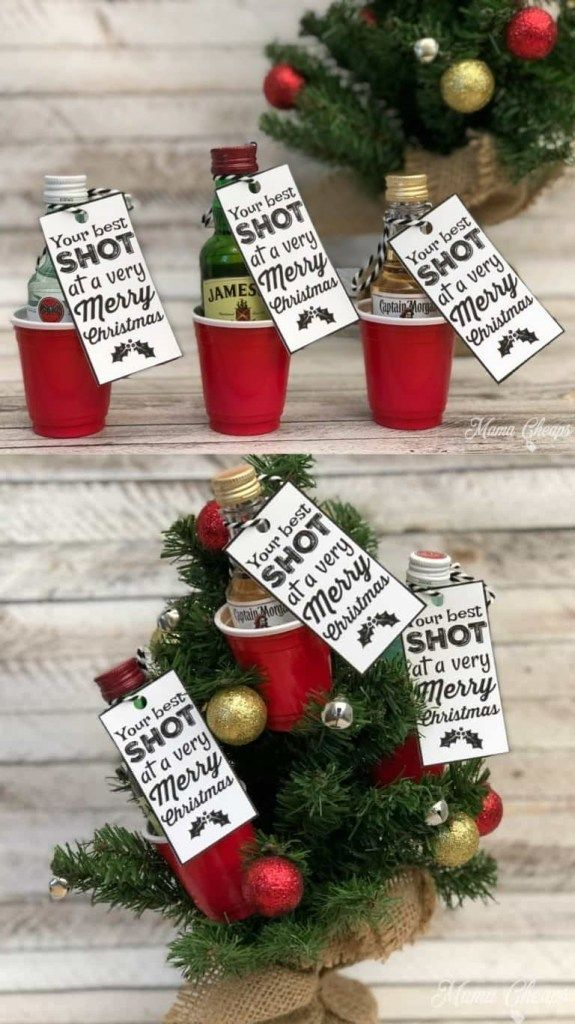 Christmas Craft Gift Ideas 2020 For Coworkers 10 Unique Christmas Gifts for Coworkers DIY Creative and Cute