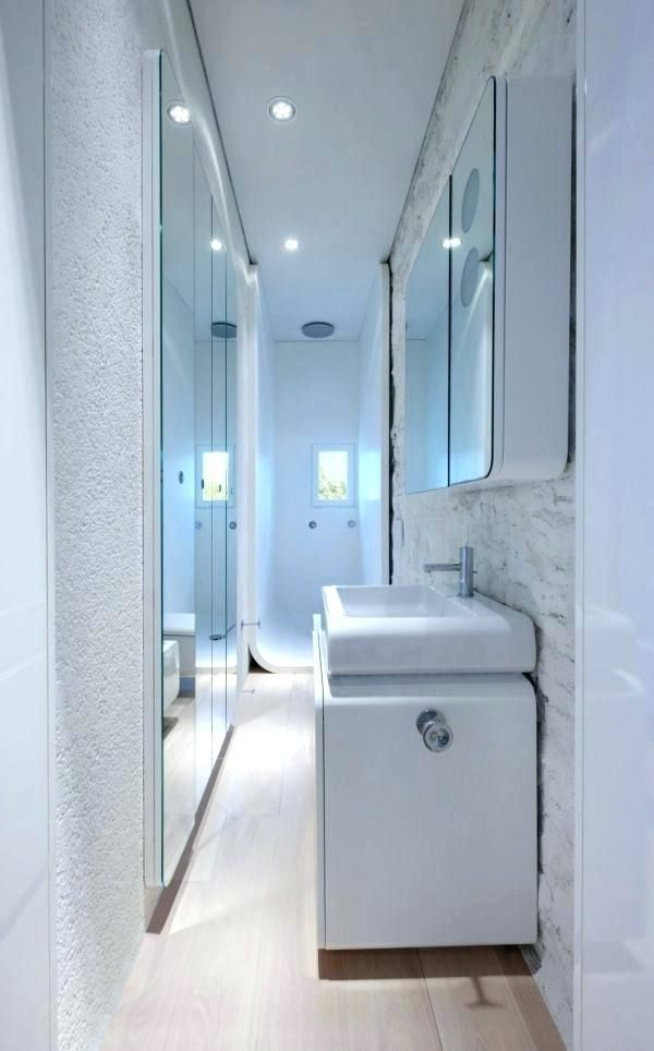 Bathroom In 2020 Small Narrow Bathroom Narrow Bathroom Long Narrow Bathroom