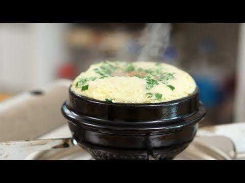 [간단한 계란요리] 초보도 절대 실패없는 계란찜 만드는법! [램블] - YouTube