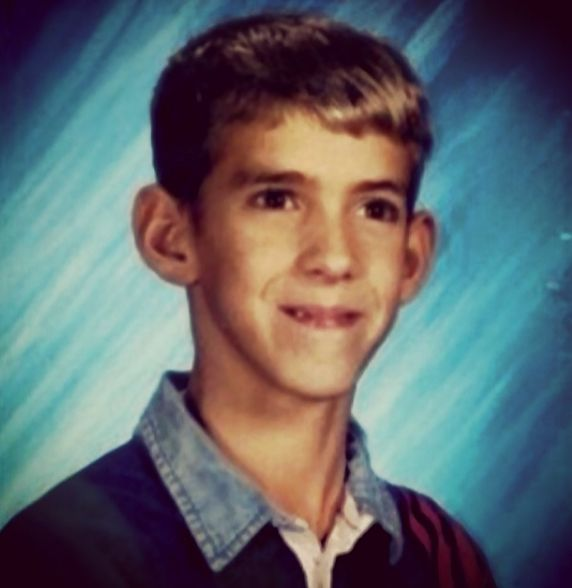 "First of all, he started swimming at the tender age of 7. | 14 Facts About Michael Phelps That Will Make You Say ""Holy Shit"""