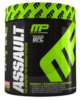 muscle pharm assault pre-workout system Features