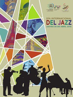 Jazz y literatura en este Día Internacional del Jazz 2015.Hilos de arena. 30/04/2015