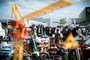 Die besten Flohmärkte in Düsseldorf