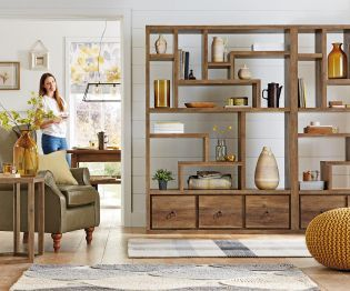 Chiltern Tall Shelves from Next